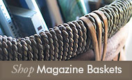 Shop Magazine Baskets