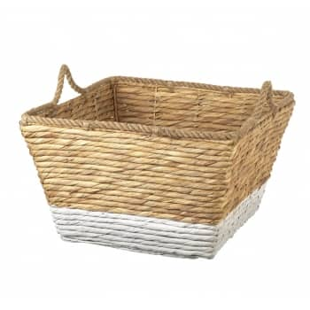 Win a Water Hyacinth Square Storage Basket