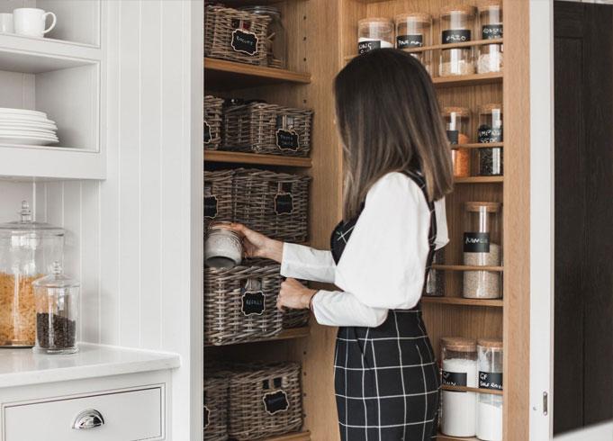 Lydia Millen Storage Ideas