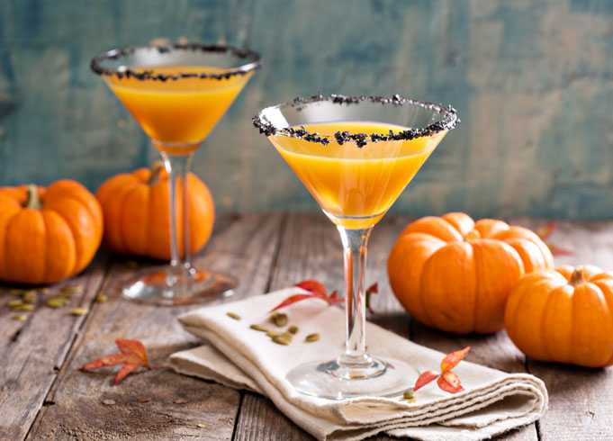 Devlish Drinks For Halloween