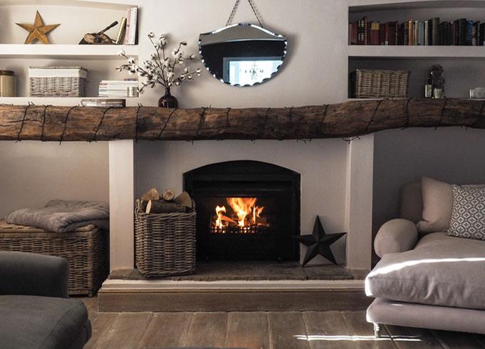 Fireside Log Baskets