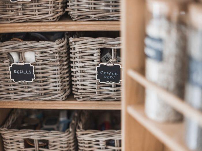 Kitchen Cupboard Pantry Ideas