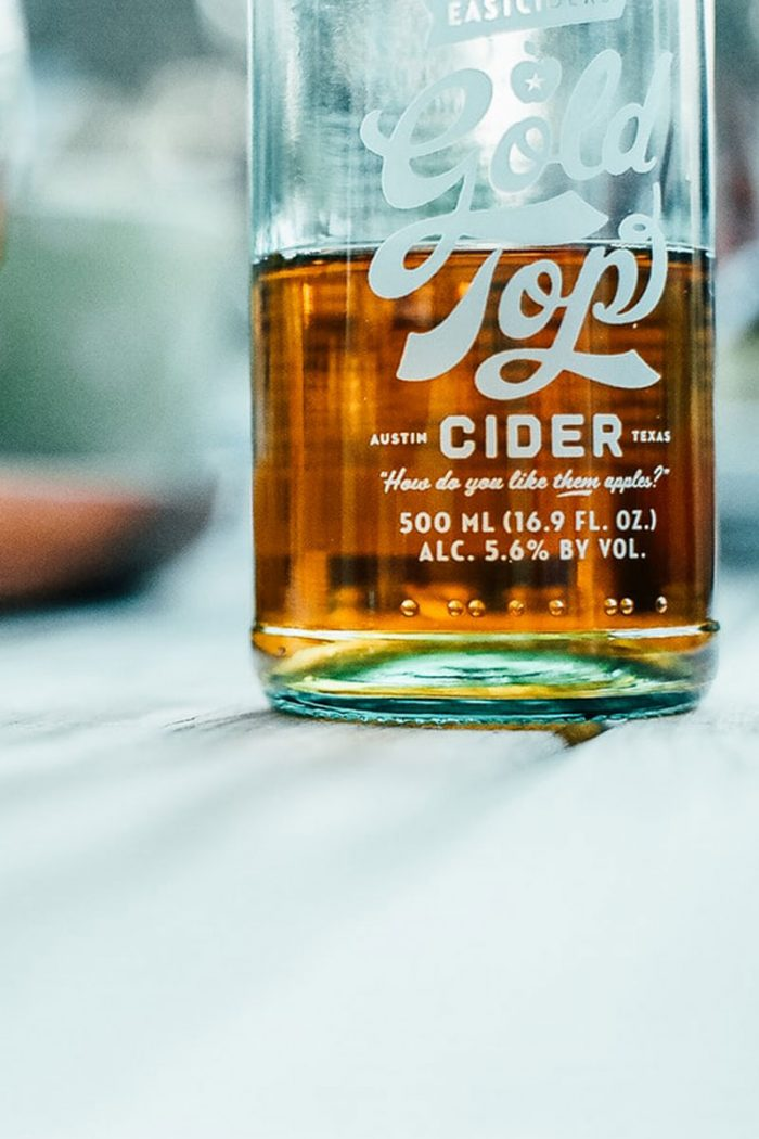 Cider For Valentine's Day