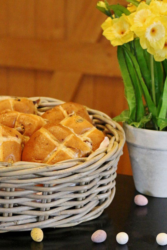 Easter Hamper Baskets
