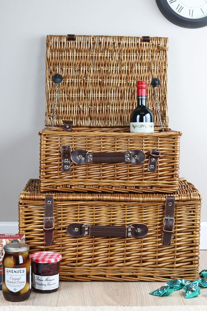 Heritage Wicker Hamper