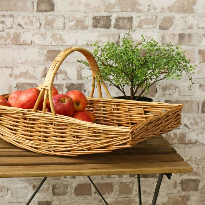Double Steamed Wicker Trug | The Basket Company