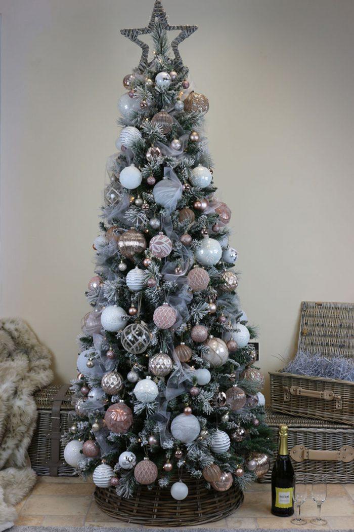 Elegant Christmas Tree | The Basket Company