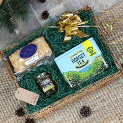 Home made Christmas hamper Ideas