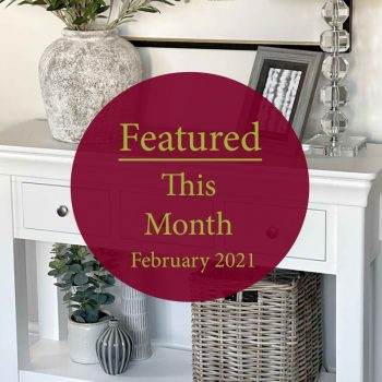 Featured This Month | February