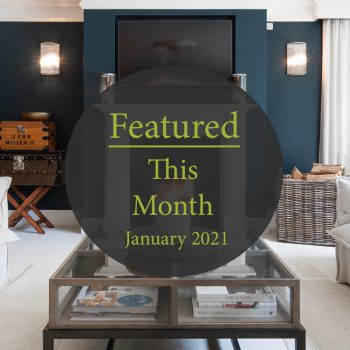 Featured This Month | January 2021 | Lydia Millen