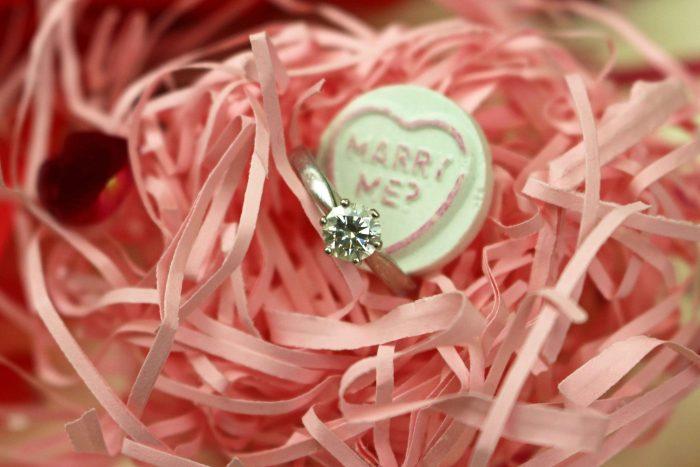 Valentine's Day Hamper Kit Proposal