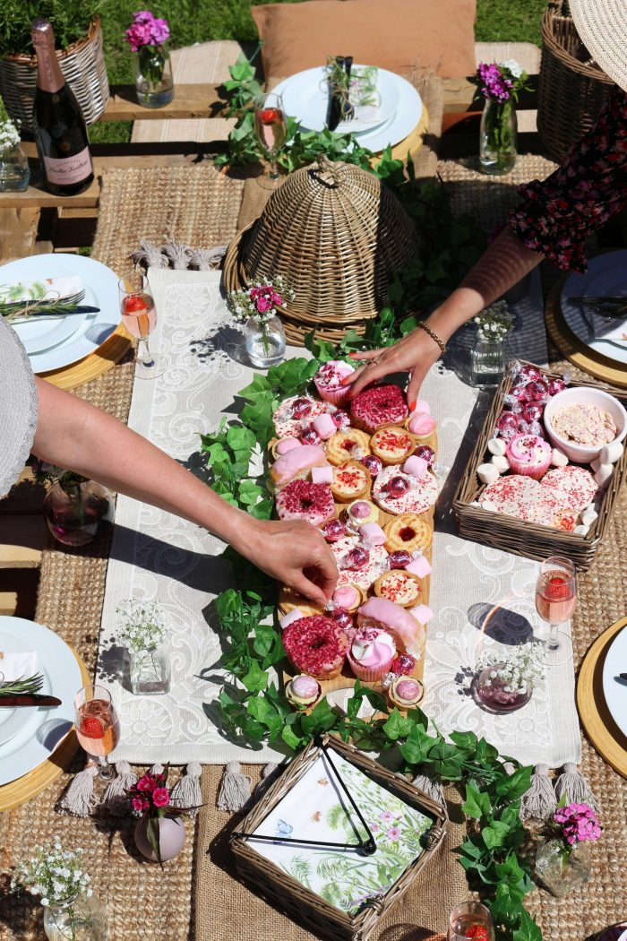 Afternoon Tea Spread   The Basket Company