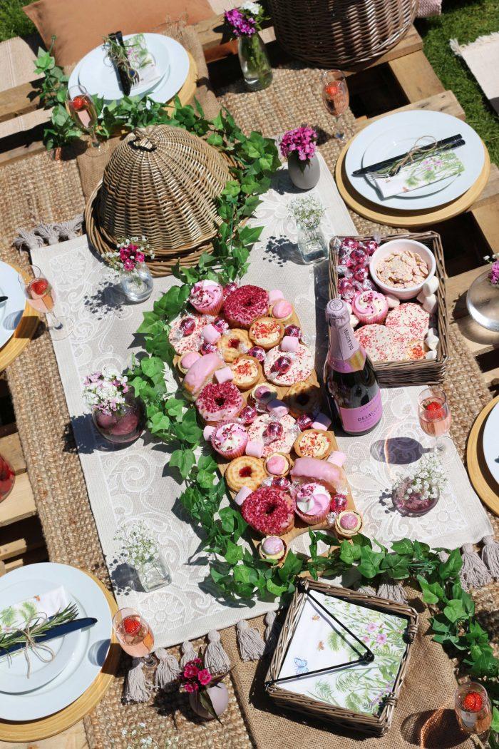 The Ultimate Al Fresco Afternoon Tea