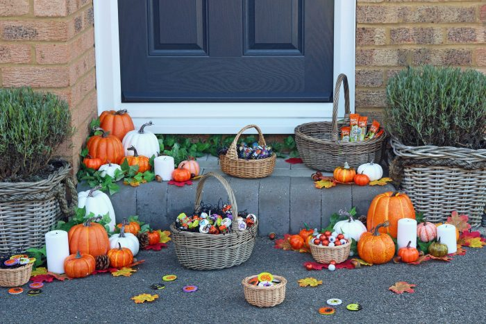 Wicker Halloween Childrens Baskets | The Basket Company