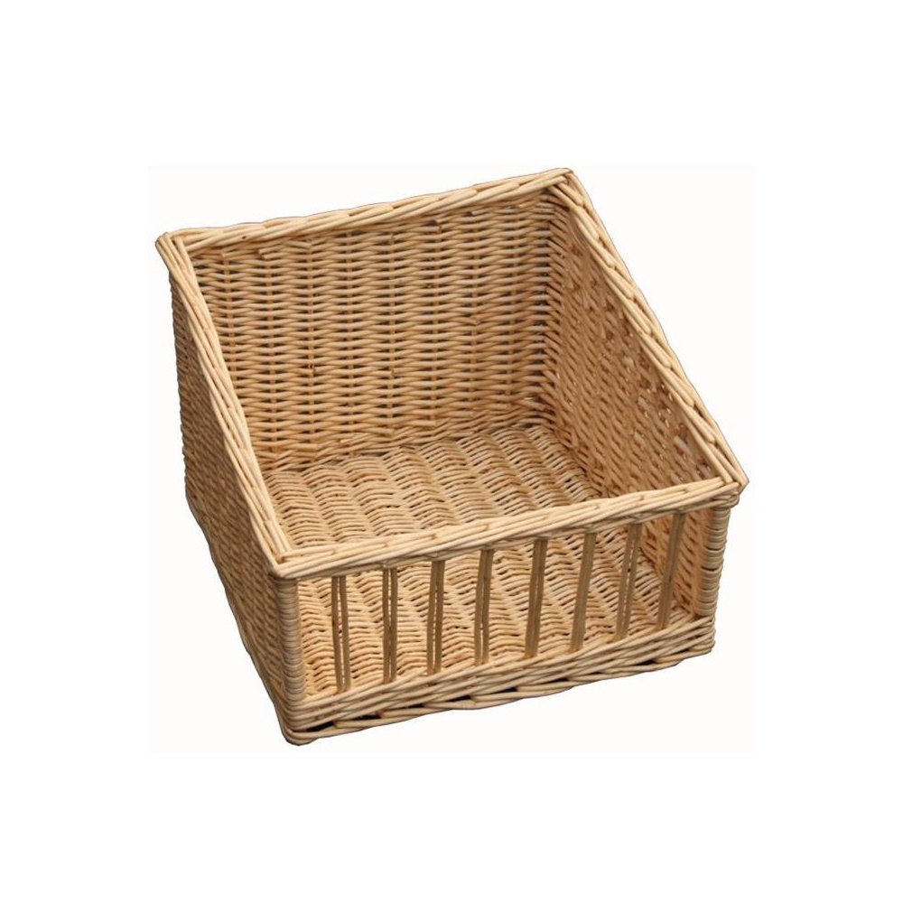 Buy Bakers Display Wicker Basket Shop Display The