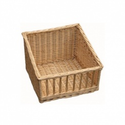 Bakers Display Wicker Basket | Shop Display Basket