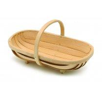 Burgon & Ball Traditional Wooden Trug