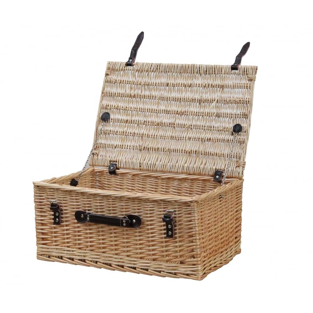 Buy Classic Wicker Storage Hamper Basket From The Basket