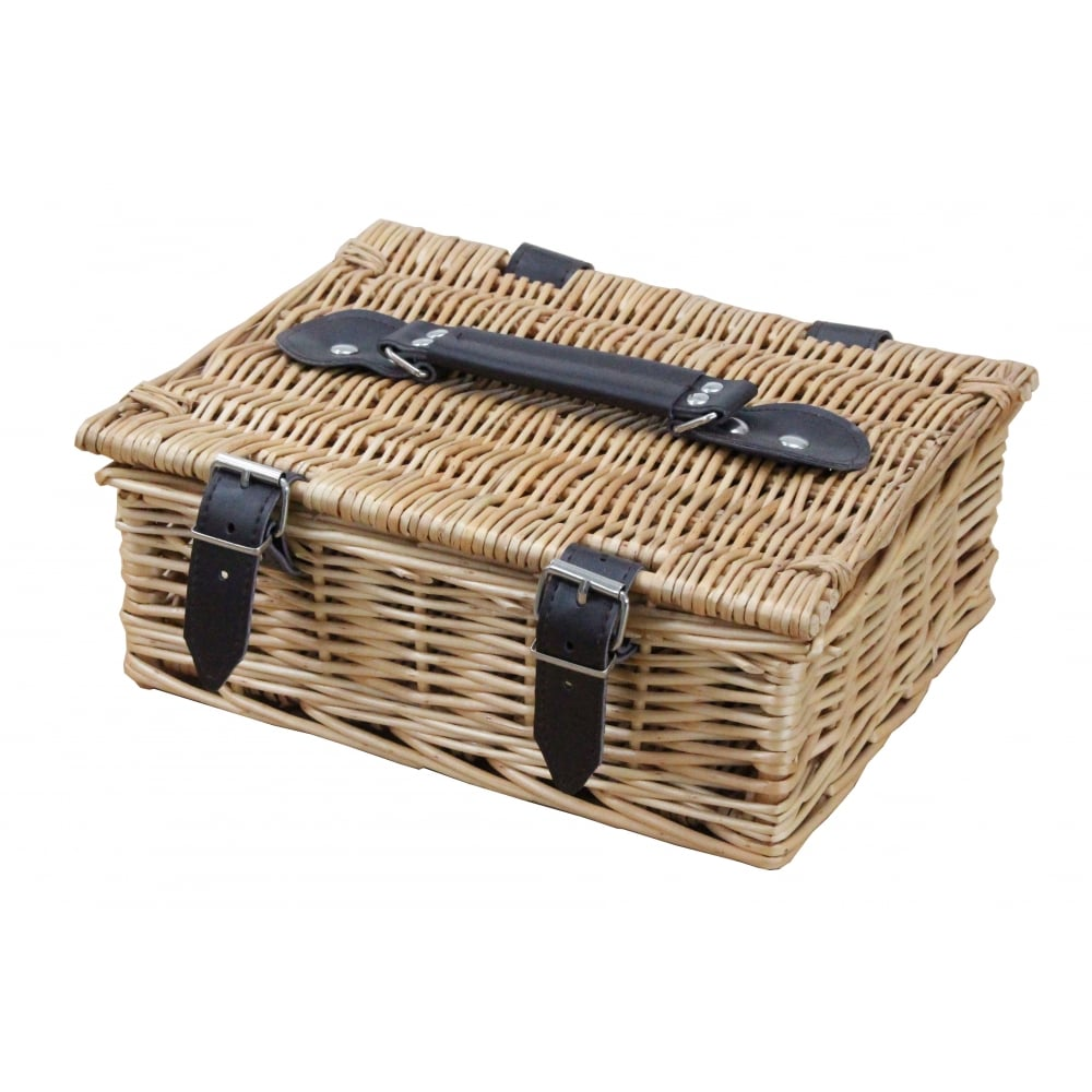 Buy Coniston Wicker Storage Basket: Buy Classic Wicker Storage Hamper Basket From The Basket