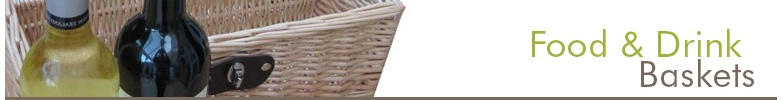 20 - 30cm Food & Drink Baskets