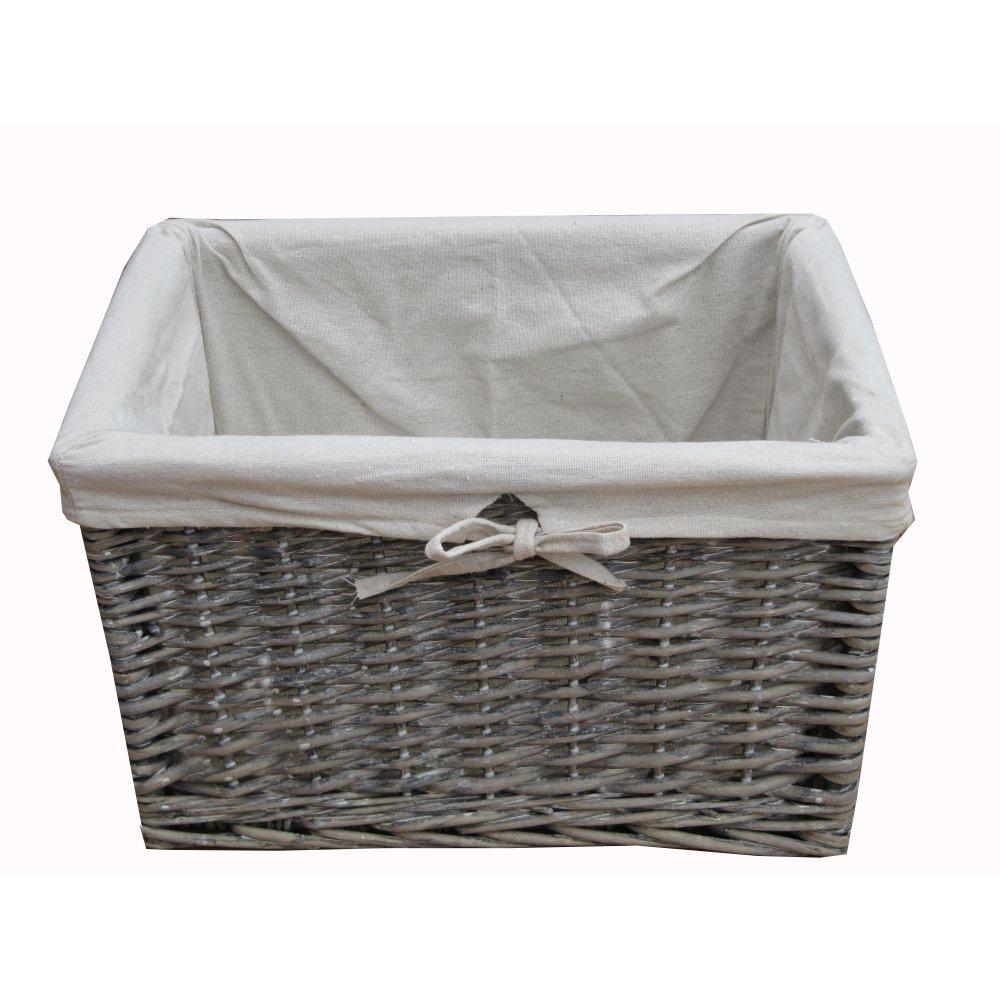 Wicker storage basket home storage baskets melbury rectangular wicker - Wicker Storage Basket Home Storage Baskets Melbury Rectangular Wicker 21