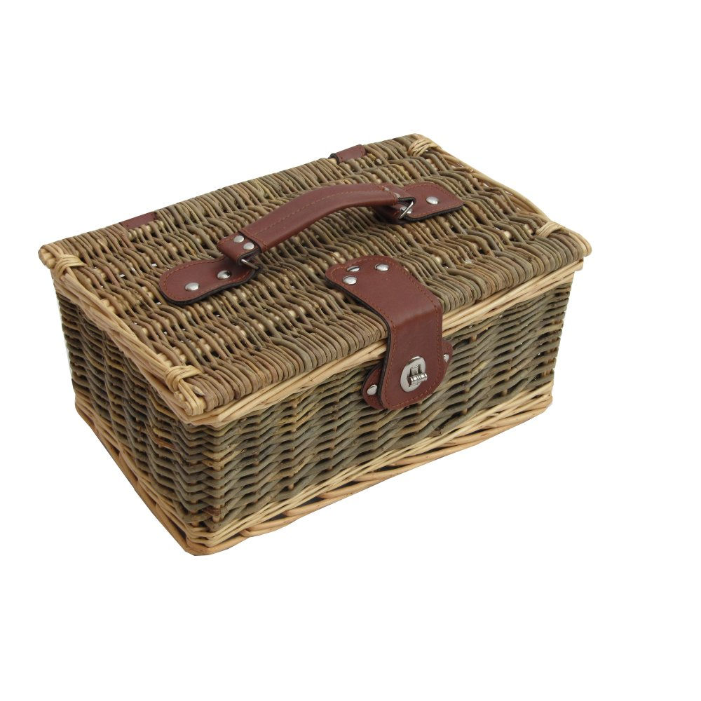 Buy Lakeland Small Wicker Empty Hamper Basket From The