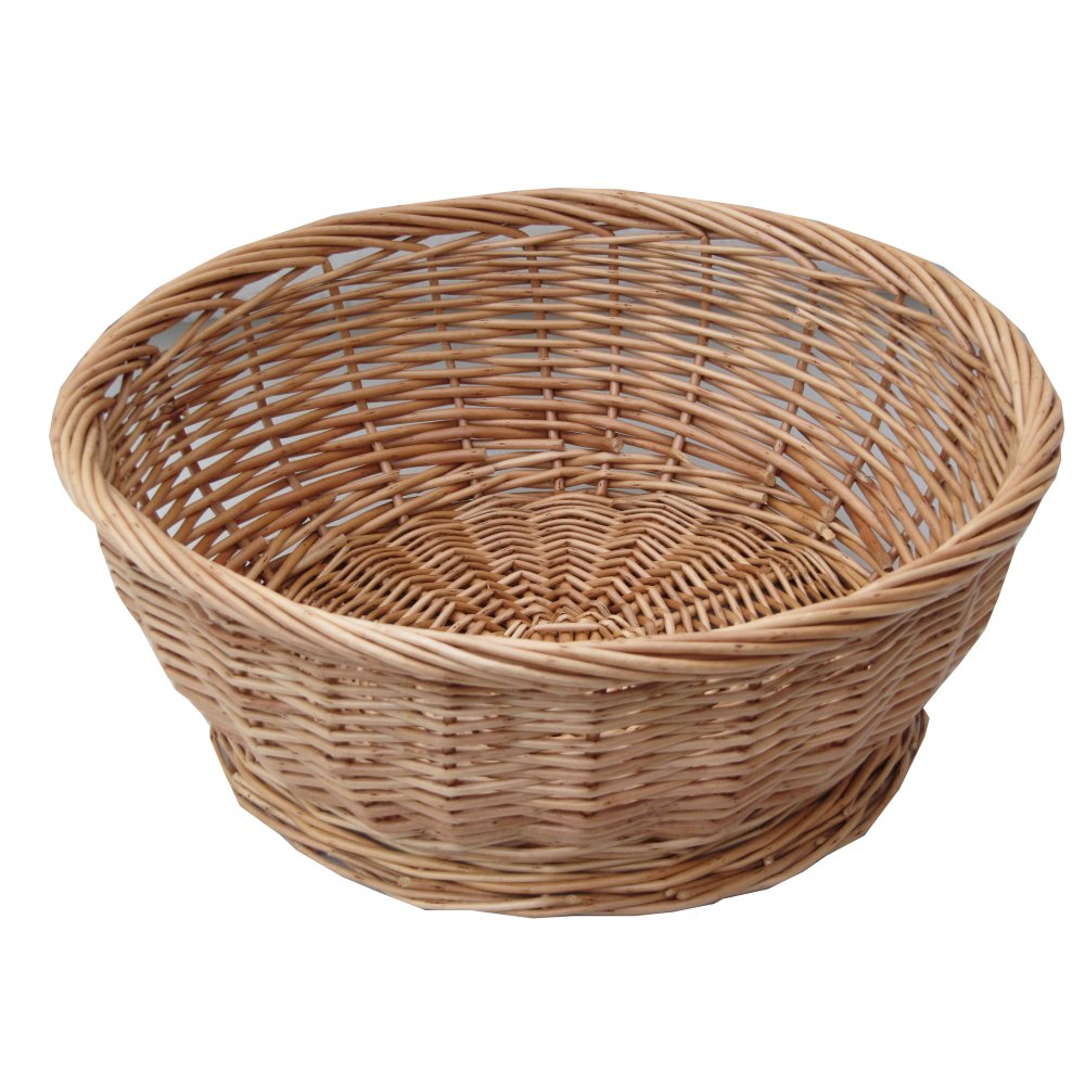 Buy Large Round Wicker Storage Basket Bowl From The Basket