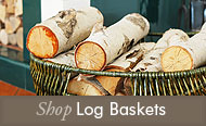 Shop Log Baskets