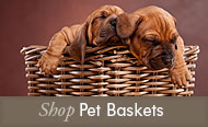 Shop Pet Baskets
