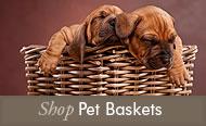 Shop Pet Baskets