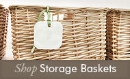 Shop Storage Baskets