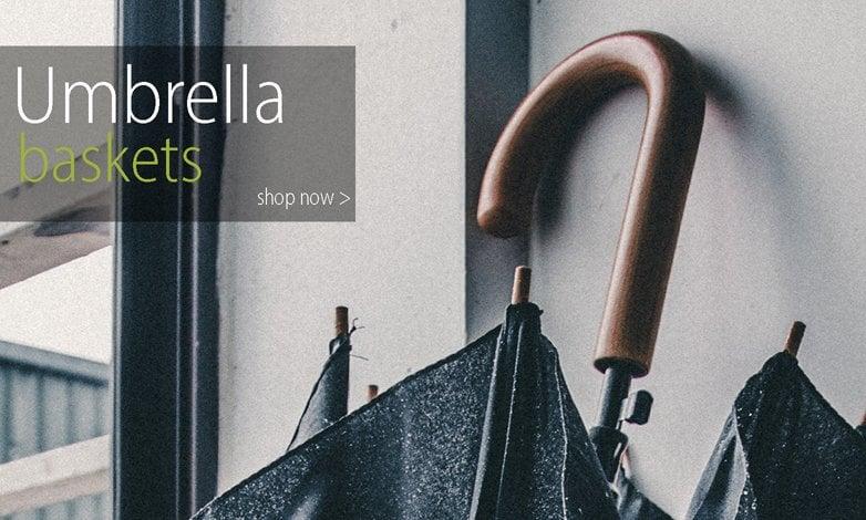 Umbrella Baskets