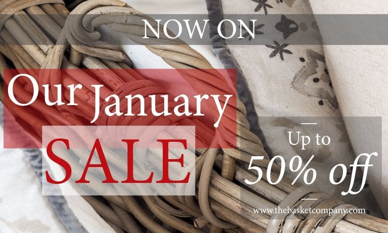 Jan Sale NOW ON
