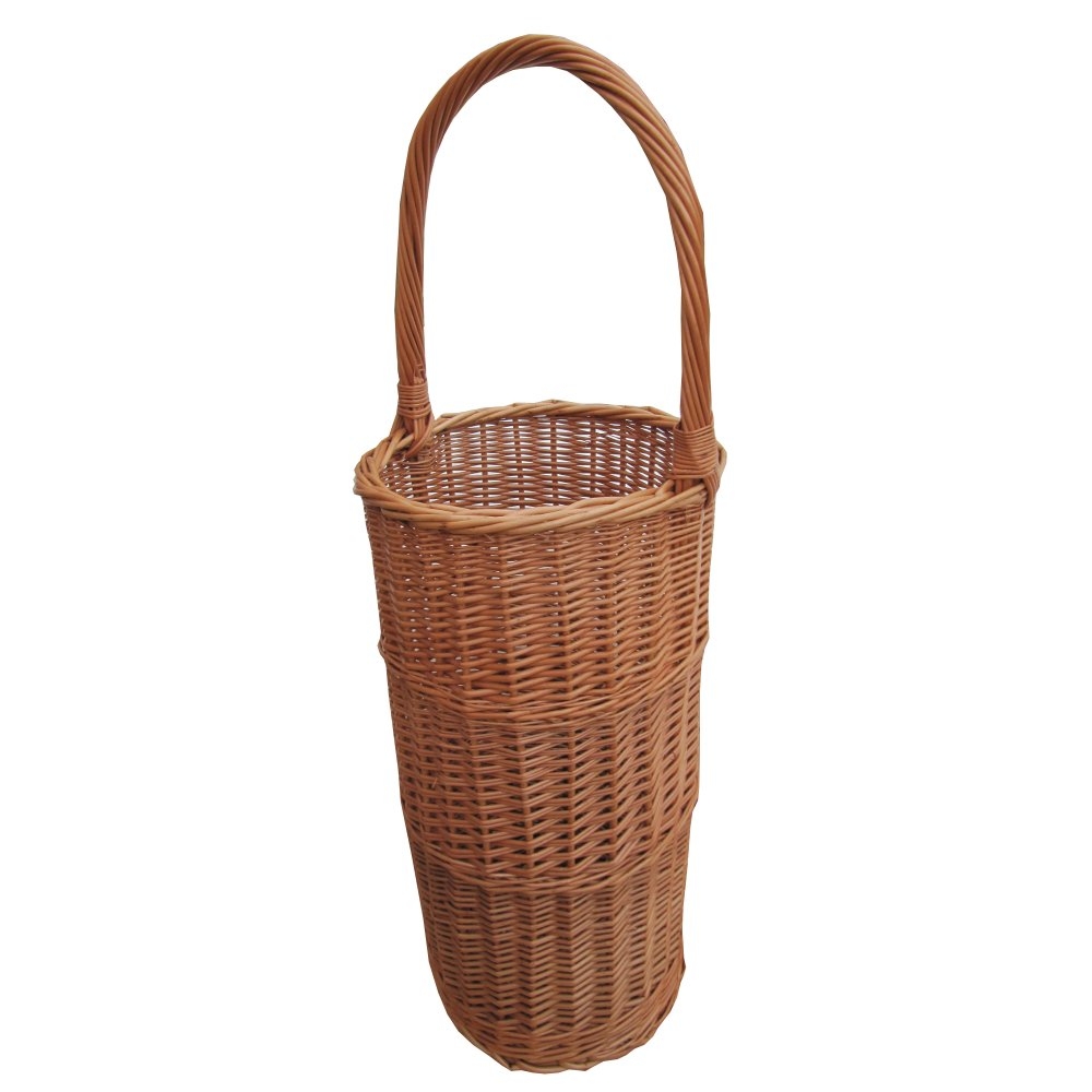 Buy Natural Wicker Umbrella Stand Online From The Basket