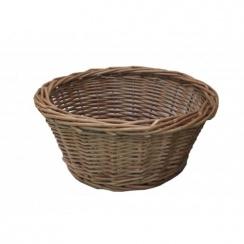 Padstow Round Wicker Storage Basket | Hamper Basket