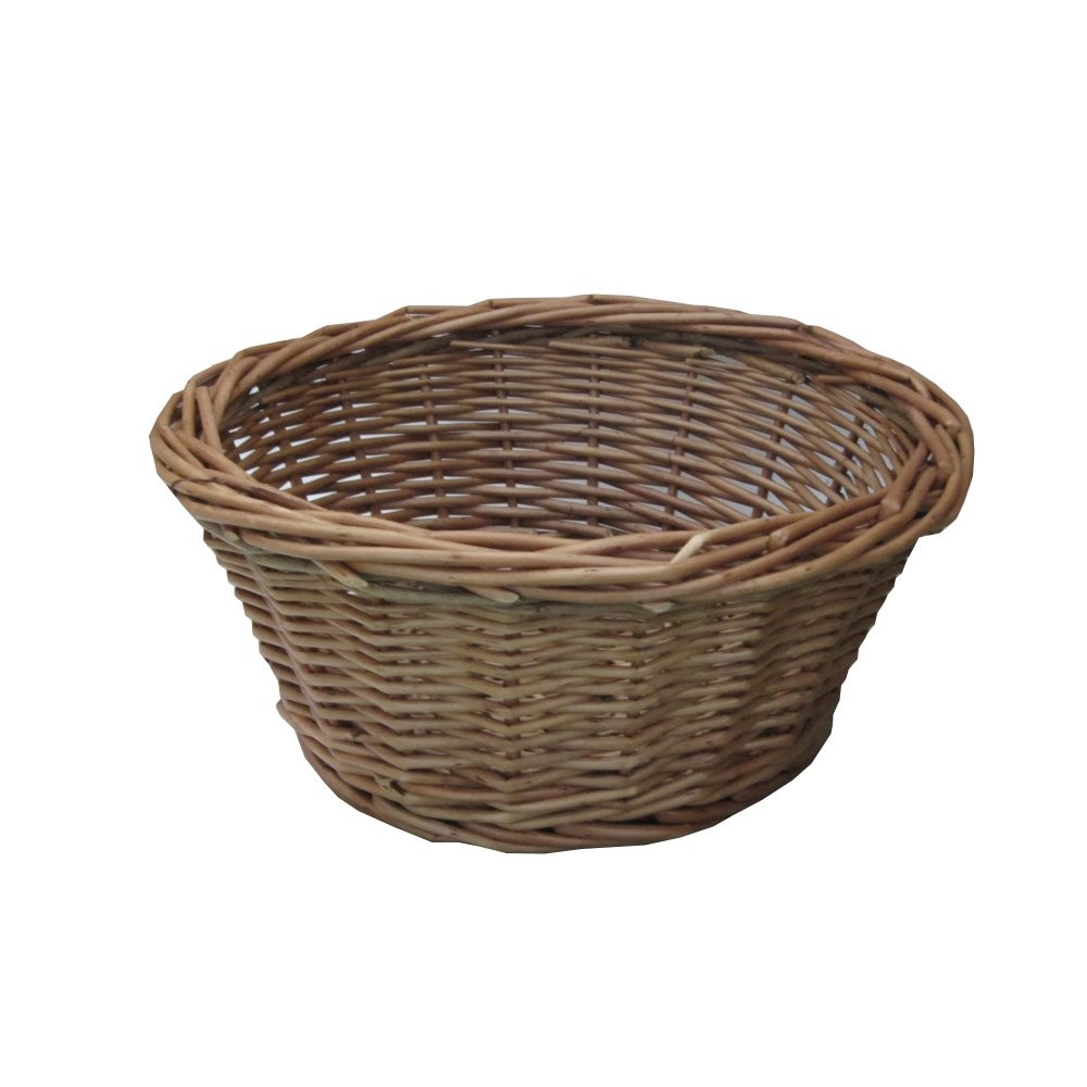 Exceptional Padstow Round Wicker Storage Basket | Hamper Basket Nice Ideas