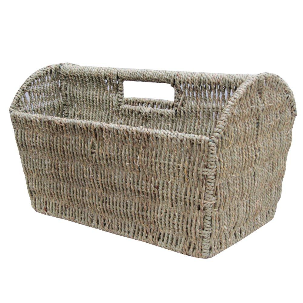 Seagr Magazine Holder Storage Basket