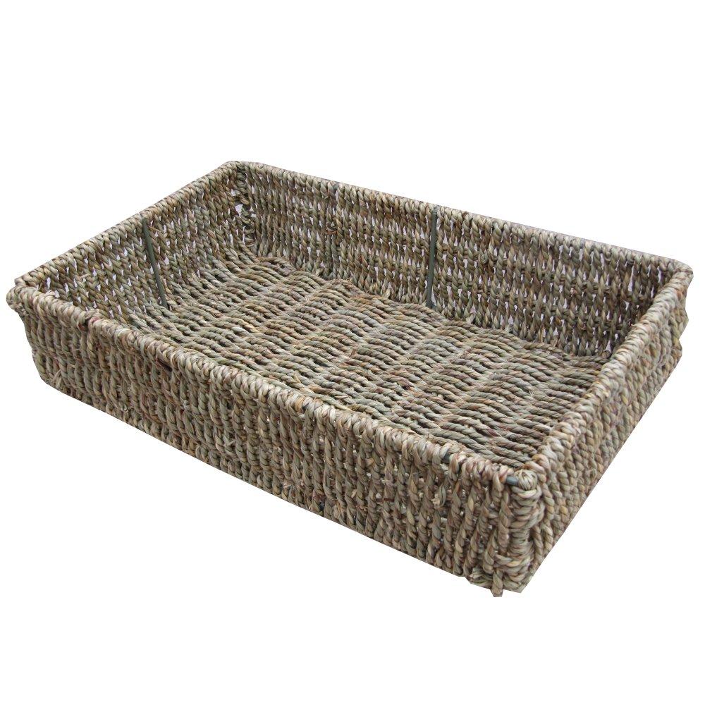 Buy Seagrass Storage Baskets | Trays