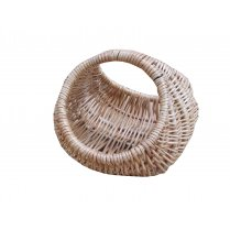 Small Child's Wicker Shopping Basket | Wicker Nut Trug