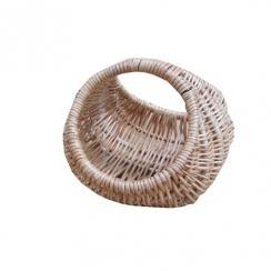 Small Child's Wicker Shopping Basket | Wicker Nut Trug