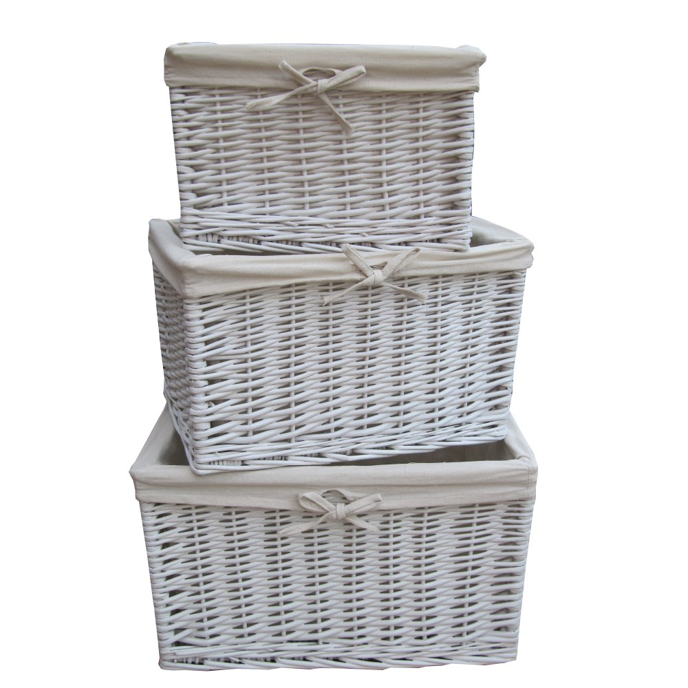 You searched for: white wicker baskets! Etsy is the home to thousands of handmade, vintage, and one-of-a-kind products and gifts related to your search. No matter what you're looking for or where you are in the world, our global marketplace of sellers can help you .