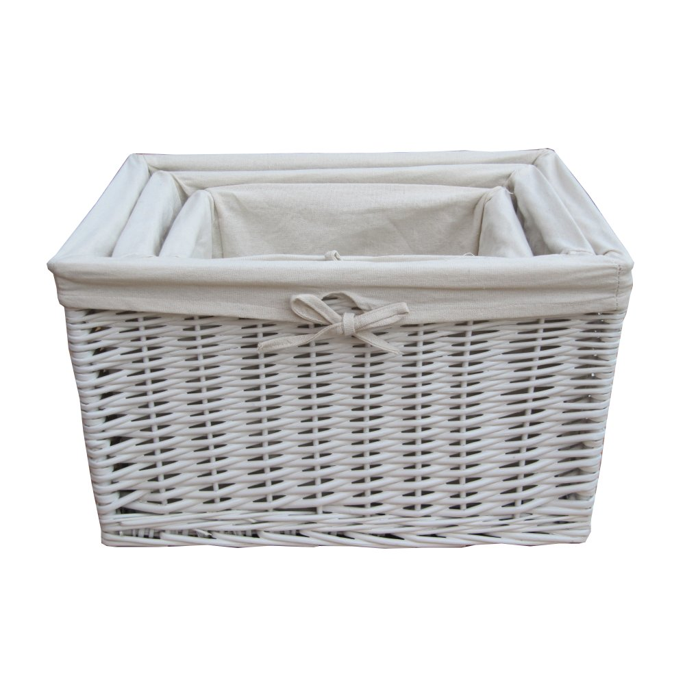 Shop the Container Store's white storage basket collection & get free shipping on orders of $75 or more + free in-store pickup every day. Find everything you need to organize your home, office and life,& the best of our white storage basket solutions at downiloadojg.gq White & Natural Hampton Woven Storage Bins. $ - $ View.